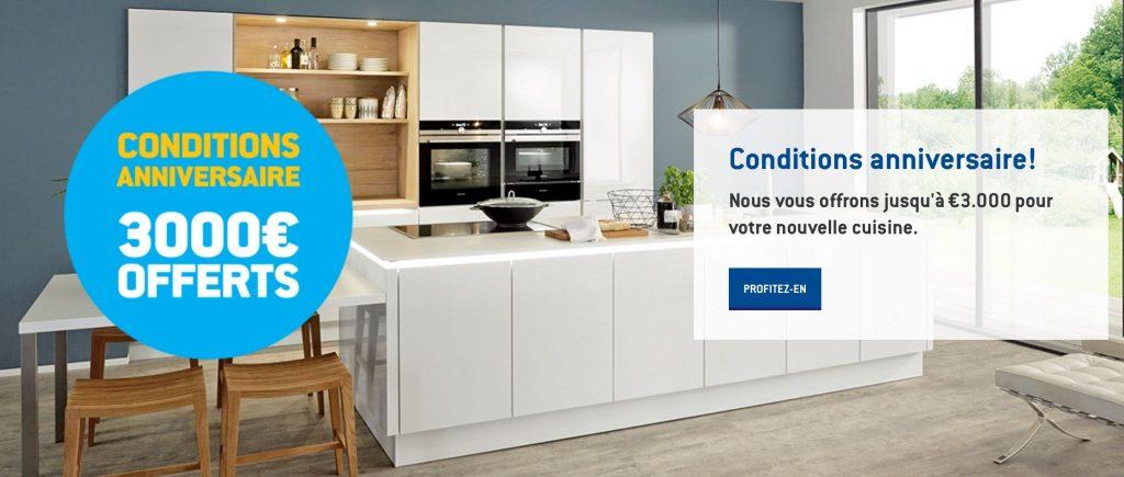 le 3000 offerts chez ixina pour votre future cuisine quip e. Black Bedroom Furniture Sets. Home Design Ideas