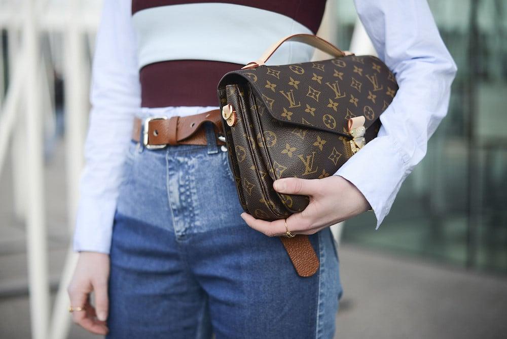 """Profitez dès maintenant de cette vente privée """"Louis Vuitton Vintage"""" qui  propose des sacs de haute couture à quasi moitié prix et dans des états ... 322a54c0116"""