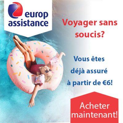 assurance voyage europassistance