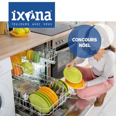ixina concours