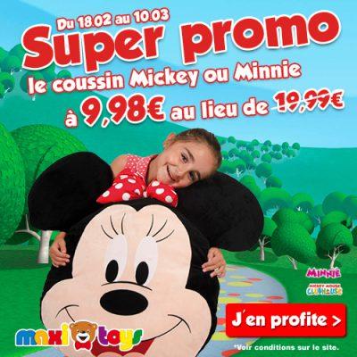 promo mickey