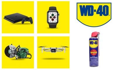 wd40 concours